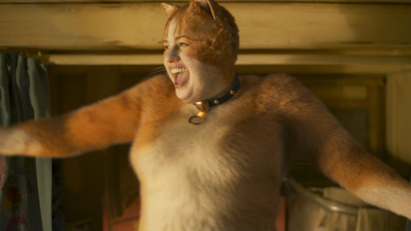 Rebel Wilson in Cats - The Movie